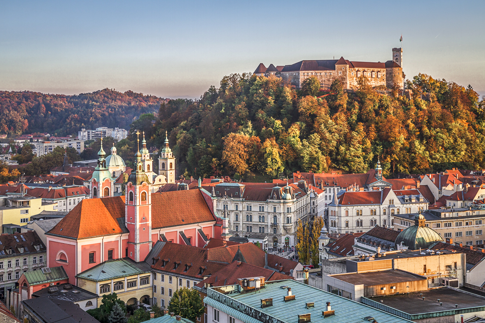 Ljubljana-University-Life-European-Project